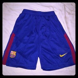 Nike Barcelona Home Short 17/18